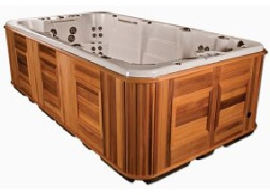 Arctic Spas Swim Spa Beauport Model.