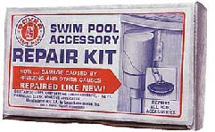 Boxer pool accessory repair kit.