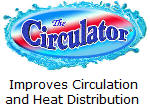 The Circulator for all types of pools.